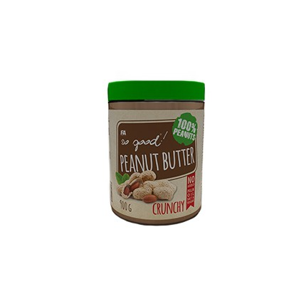 FA So Good Peanut Butter Crunchy 900g