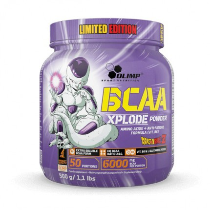 Olimp Dragon Ball BCAA Xplode 500g - Forest Fruit