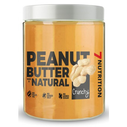 7Nutrition Peanut Butter Crunch - 1kg