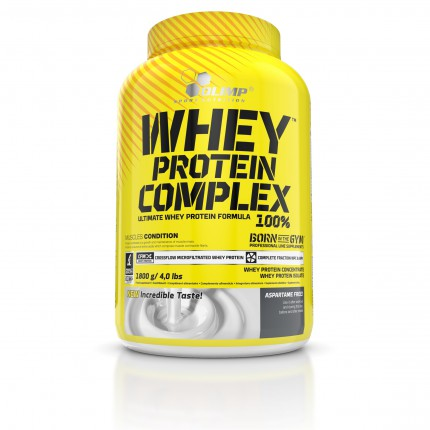 Olimp Whey Protein Complex 100% 1,8kg