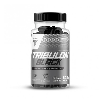 Trec Tribulon Black 60kap