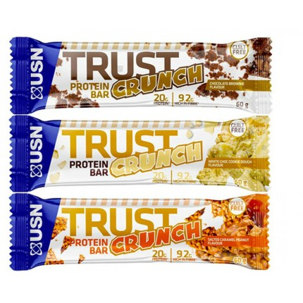 USN TRUST Crunch Bar 60g