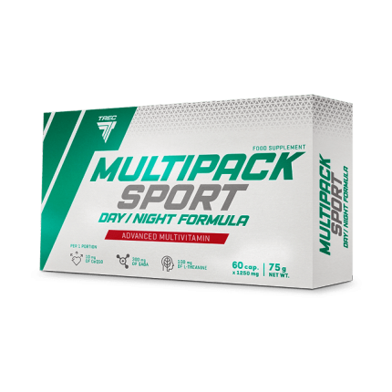 Trec Multipack Sport day/night 60kap