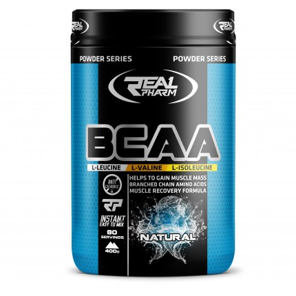 Real Pharm BCAA Instant 400g
