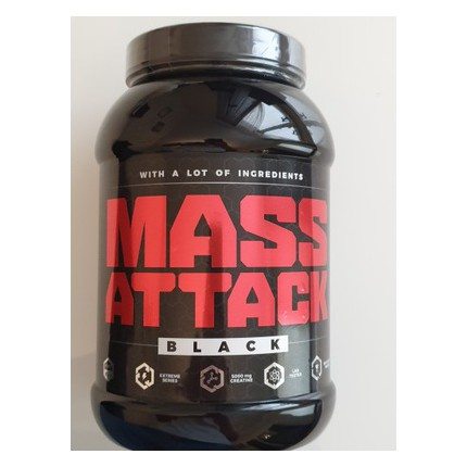 FitLabs Mass Attack 1,5kg - Cappuccino