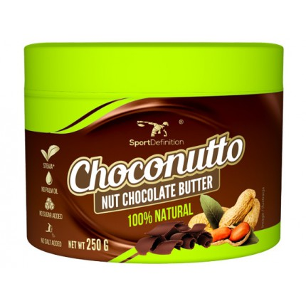Sport Def. Choconutto 250g