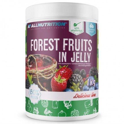 AllNutrition Forest Fruits in Jelly - 1000g
