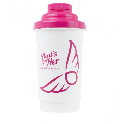 Sport Def. Shaker Nano THAT'S FOR HER - 500ml