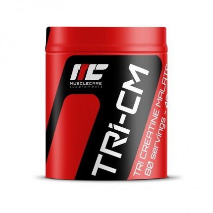 Muscle Care Tri-Cm 400g Exotic