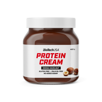 Biotech Protein Cream 400g - Chocolate-Hazelnut