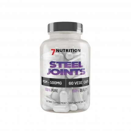 7Nutrition Steel Joints 60 kap