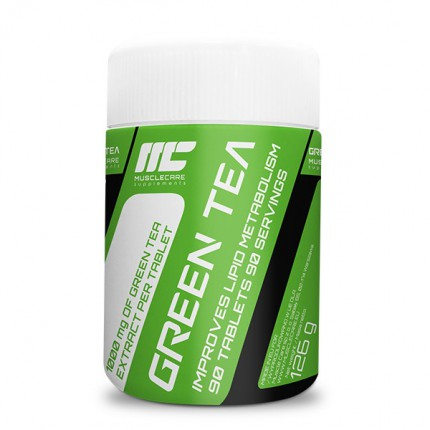 Muscle Care Green Tea - 90tab