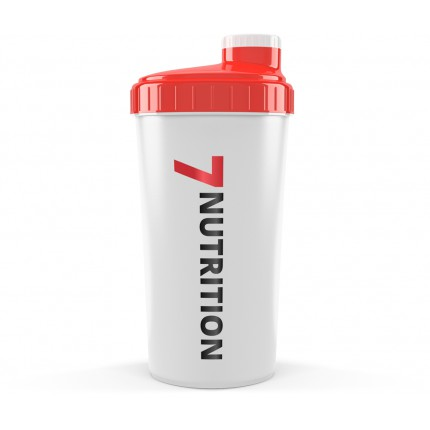 7Nutrition Shaker 700ml - White