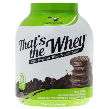 Sport Def. Thats the Whey 2,27kg